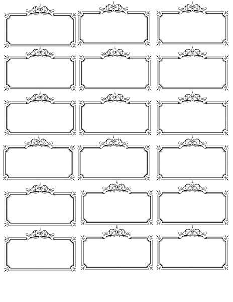 Name Tag Template Free Printable - gameshacksfree