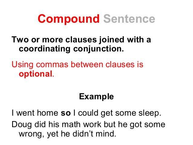 Simple compound-and-complex-sentences-lesson reading