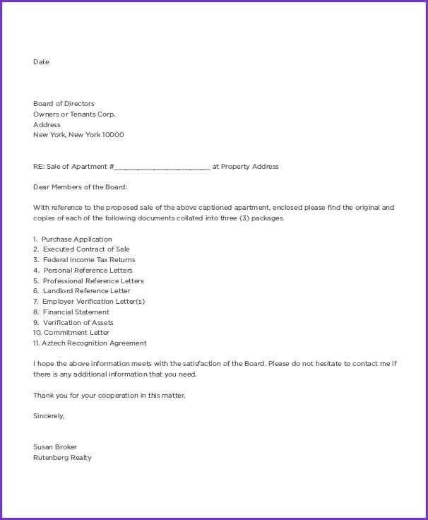 LANDLORD REFERENCE LETTER | Jobproposalideas.com