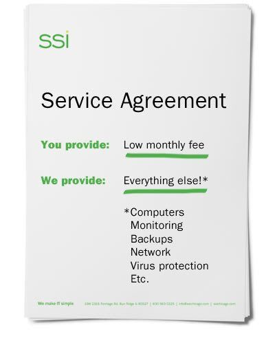 Managed IT Services and Consulting | SSIchicago.com