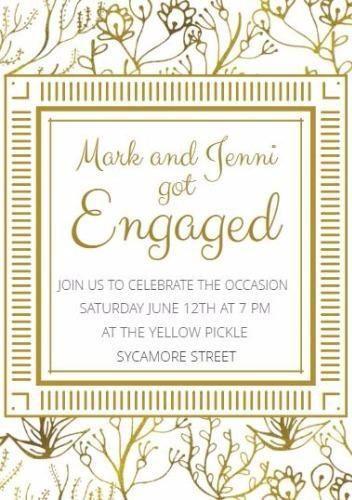 17 best Engagement images on Pinterest | Engagement parties ...