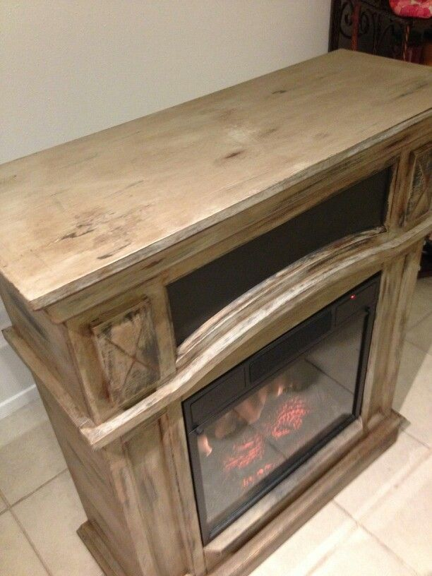 1000 Images About Electric Fireplace Makeover Ideas On