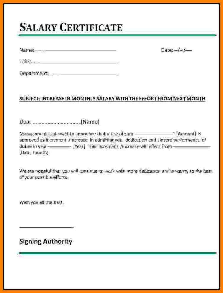 Salary Proposal Letter. Salary Proposal Letter Counter-Offer ...
