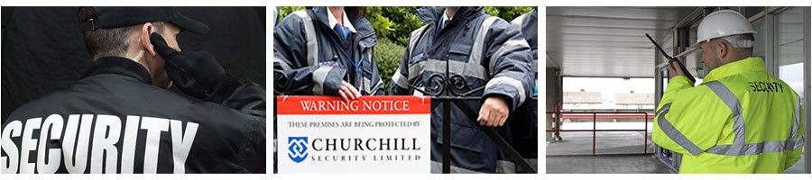 Gatehouse Security Guards for Industrial Premises