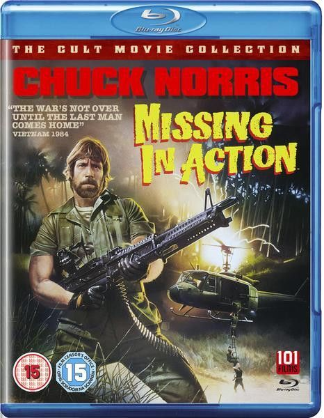 Missing In Action [Blu-ray] – 101 Films Store