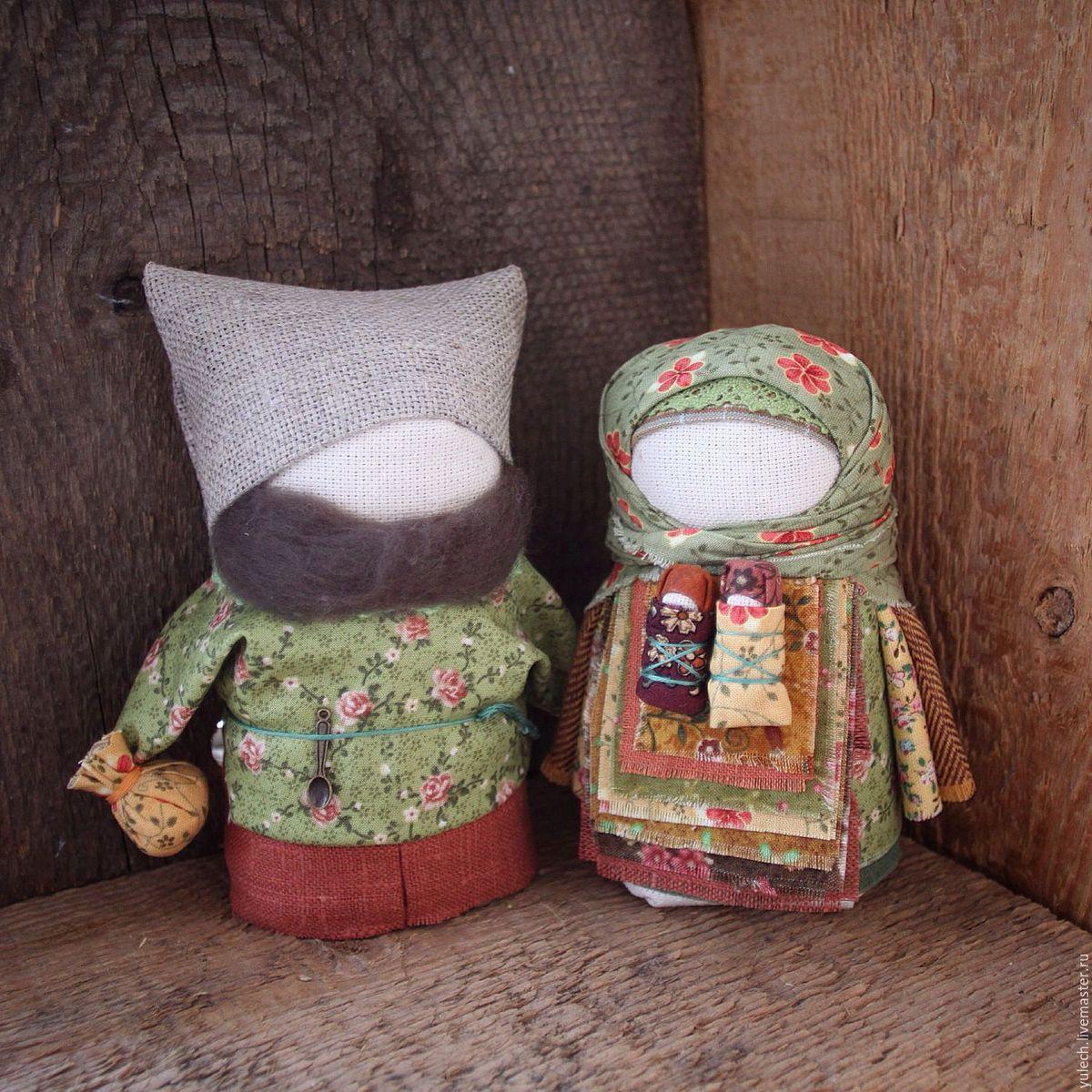 Кукла зерновушка своими руками - подробный мастер 51
