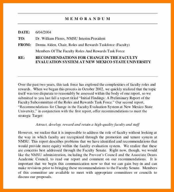 7+ sample office memo examples | science-resume
