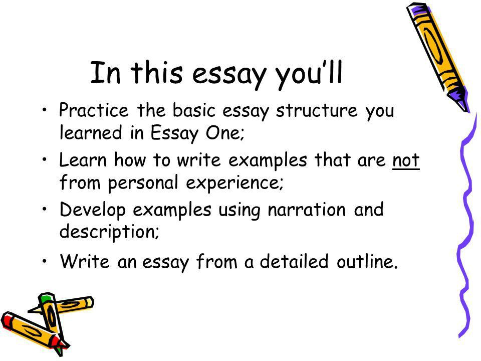 Essay Two. - ppt video online download