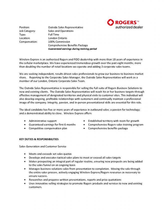 8 Wireless Sales Resume Resume t mobile resume example. verizon ...