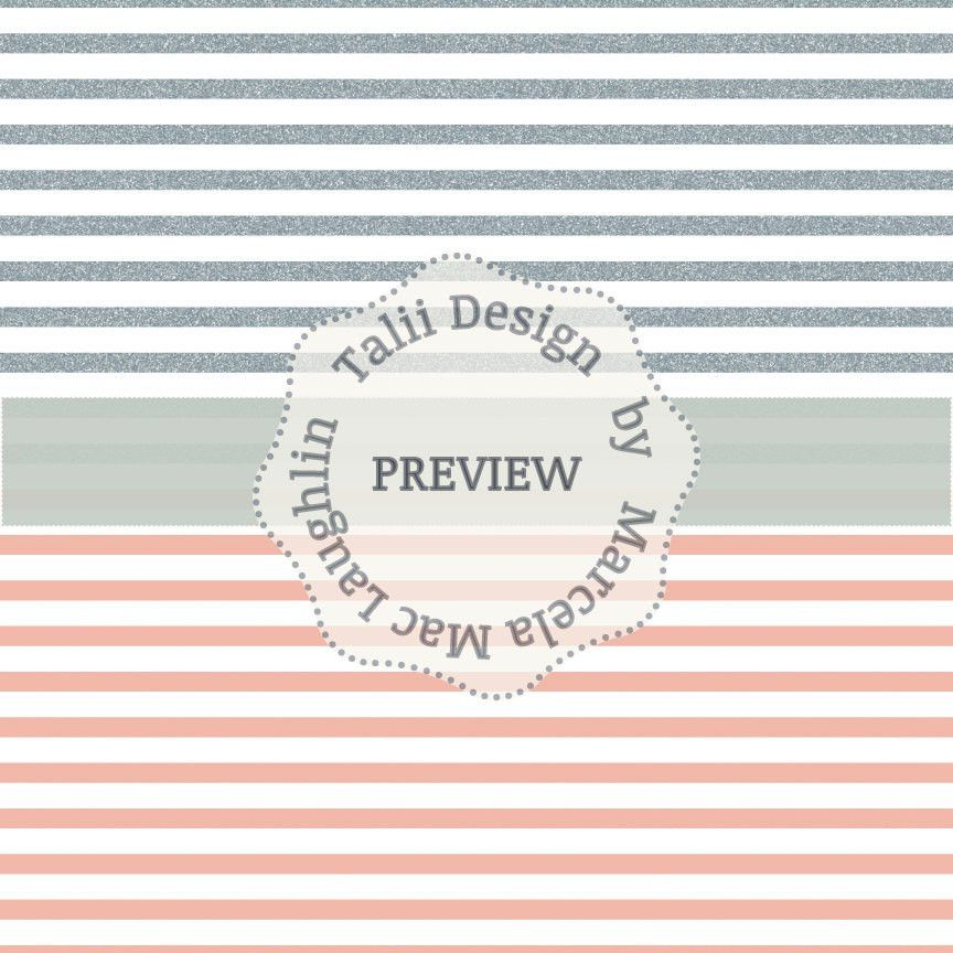 Thin Stripes DIGITAL PAPER- Colorful rainbow stripes backgrounds ...