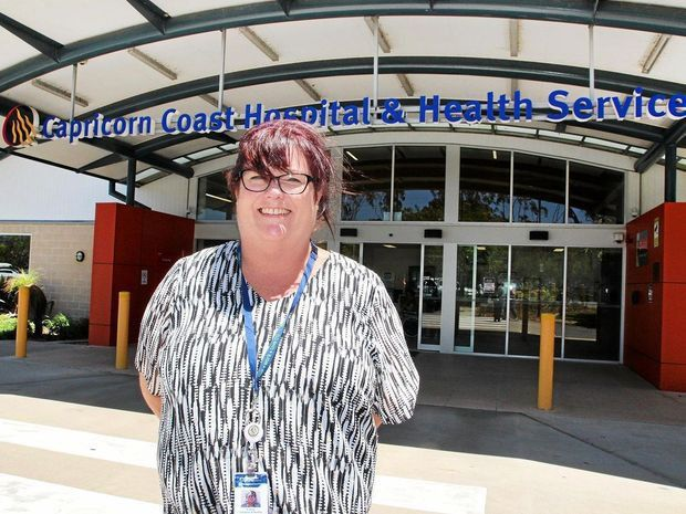 Sandra excited about permanent role as Director of Nursing at ...