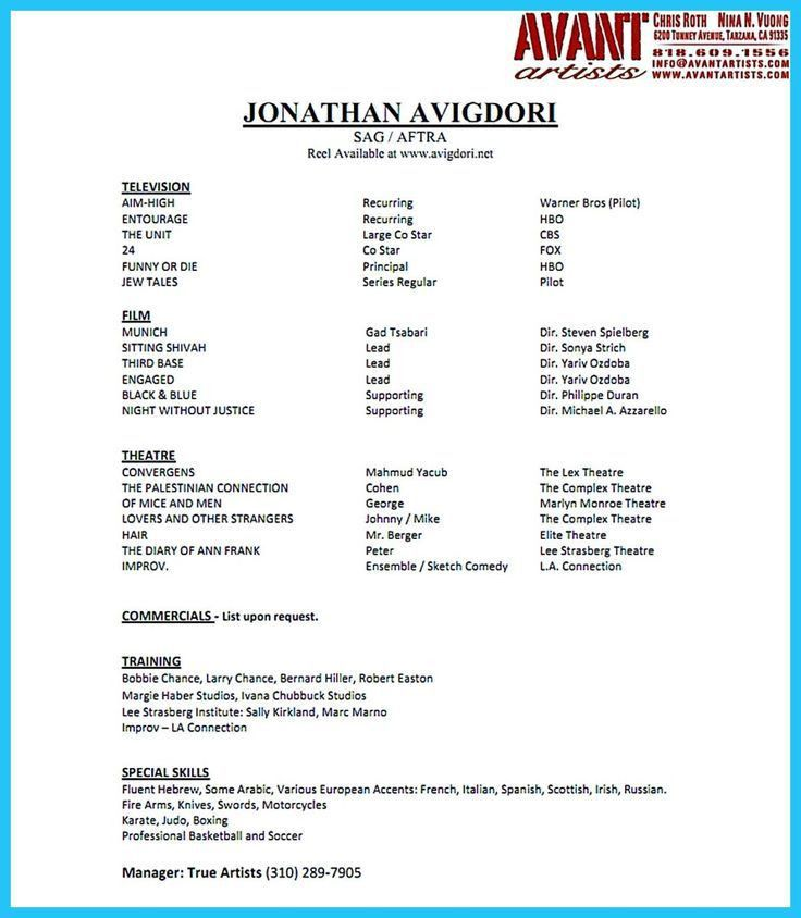 Modeling Resume Template. Mystock Clerk - Model Resume Model ...