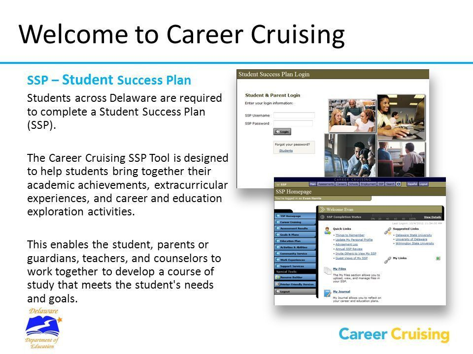 Career Cruising for Parents - ppt video online download