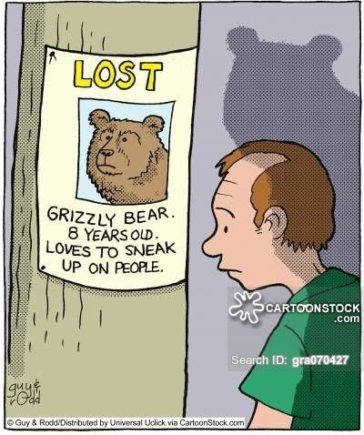 Lost Poster Cartoons and Comics - funny pictures from CartoonStock