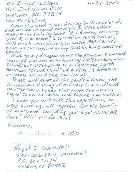 Handwritten Cover Letter Samples - Best Letter Sample
