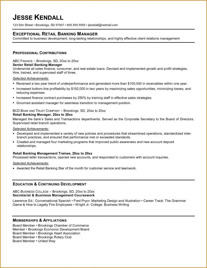 Interesting Resume Title Examples