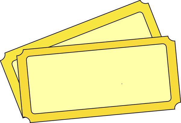 Golden Ticket Template   Free Download Clip Art   Free Clip Art ...