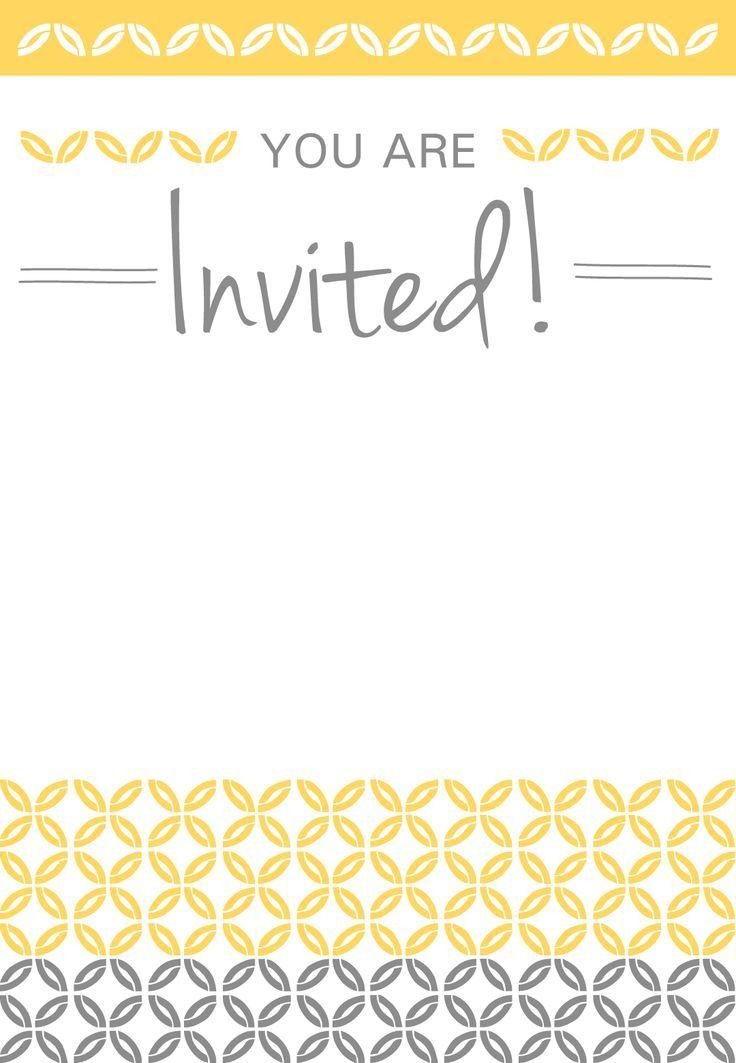 15 best invites house party images on Pinterest | House party ...