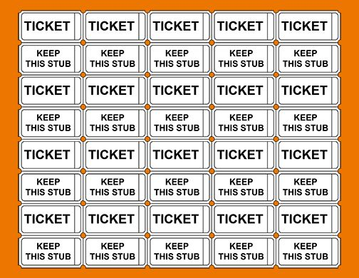 6+ free printable raffle tickets template | teknoswitch