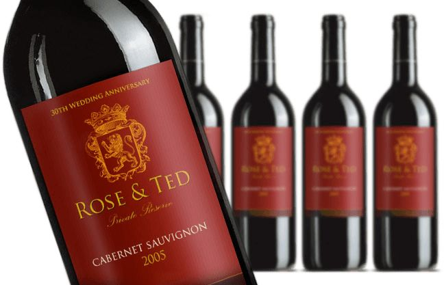 Personalized and Custom Wine Labels - Stoney Creek Wine Press
