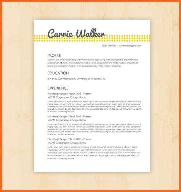 cosmetology resume | sop example