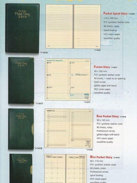 73 best Contoh Buku Agenda Desain Cantik untuk Corporate Branding ...