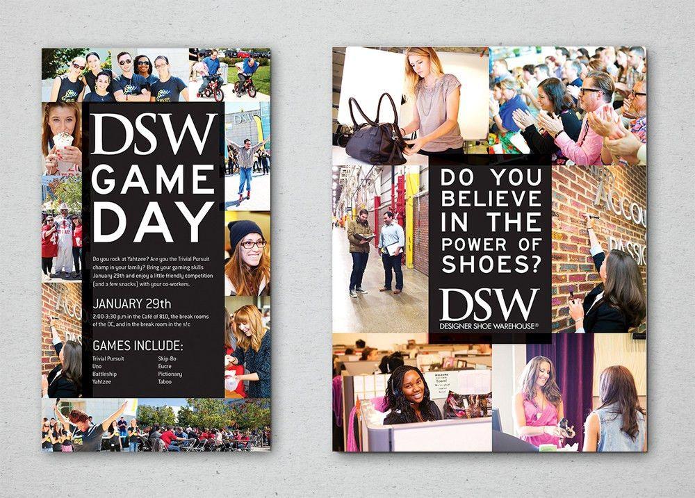 DSW Employee Brand — Becca Thomas - Graphic Designer