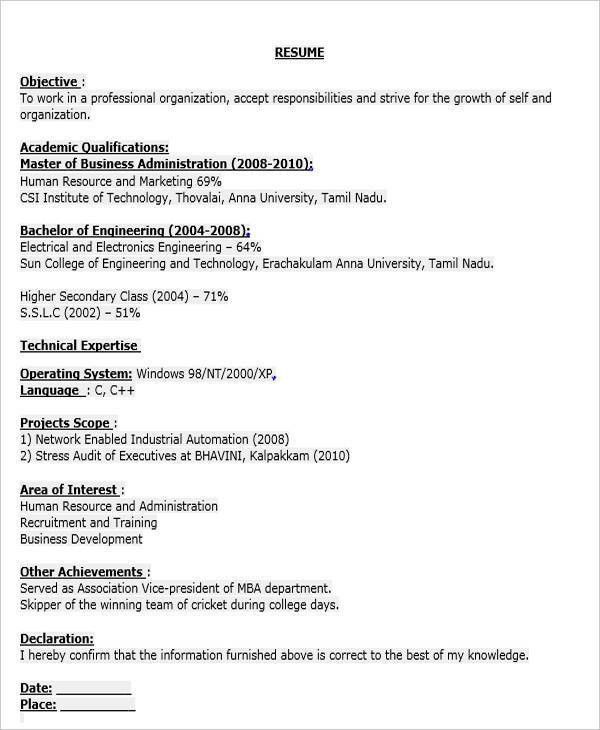 100+ Cover Letter For Fresher Electronics Engineer | 42 Best Best ...