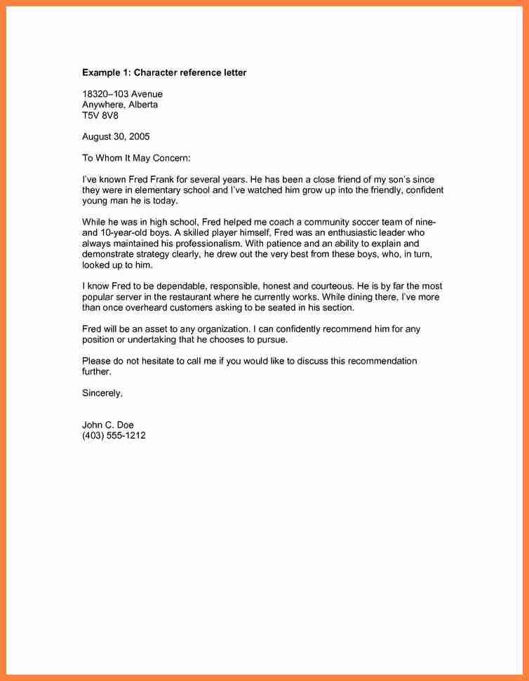 6+ college recommendation letter sample from friend college | Life ...