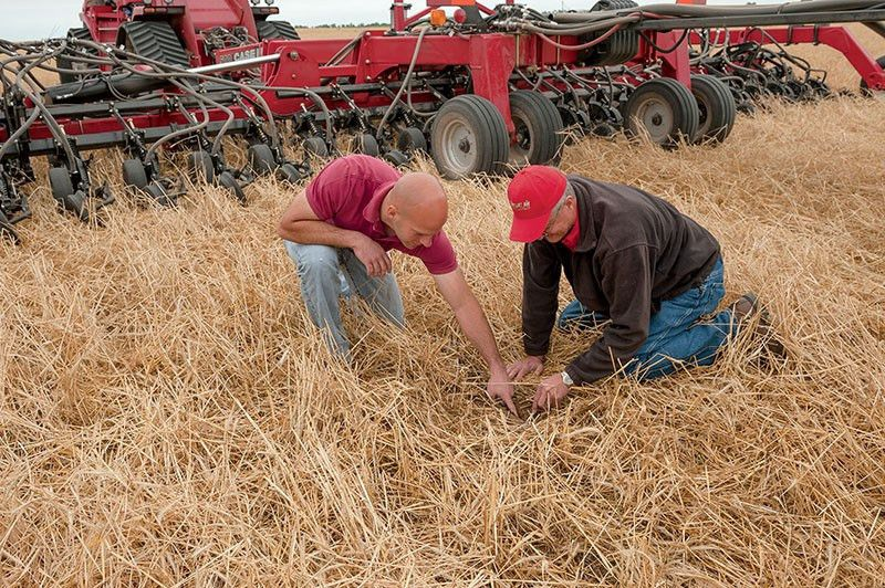 Could an Off-farm Advisor Improve Your Operation? | Case IH | Blog
