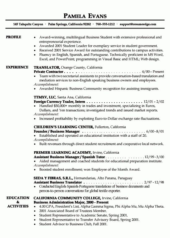 Wondrous Design Examples Of Great Resumes 2 Good That Get Jobs ...