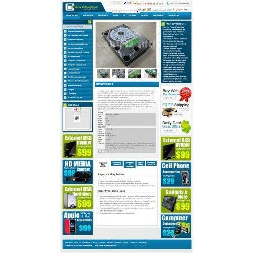 Ebay Listing Templates   peerpex