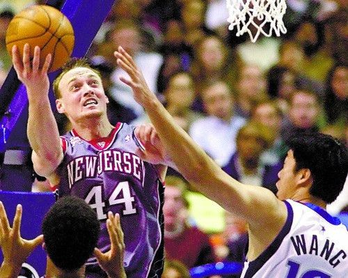 Ex-Ute Keith Van Horn left NBA at age 30 and never looked back ...