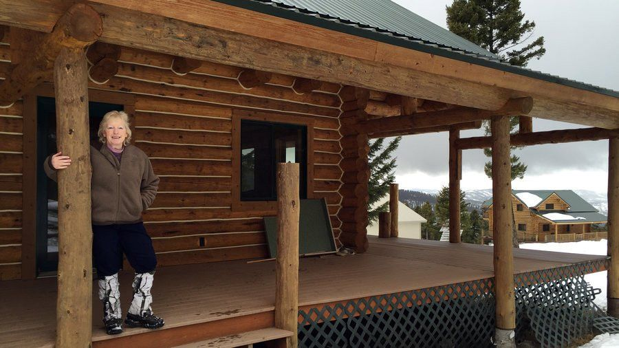 In The Rural Northwest, A Growing Market For Survivalist Homes : NPR