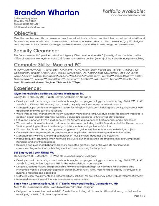 The Awesome Server Resume Objective Samples | Resume Format Web