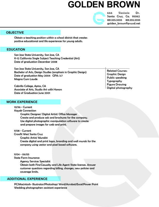 extra curricular activities on resumes. resume related experience ...