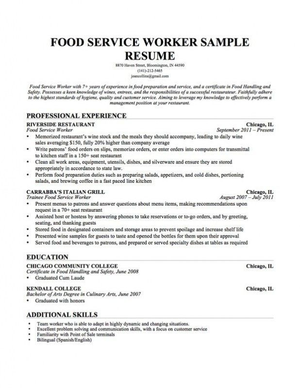 Education Section Of Resume – Resume Examples
