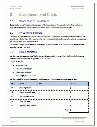 Concept Proposal Template (MS Word)