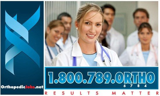 Allied Orthopedic Surgery Jobs