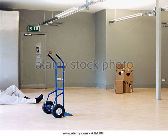 Janitor Cart Stock Photos & Janitor Cart Stock Images - Alamy