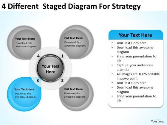 Different Staged Diagram For Strategy Ppt Network Marketing ...