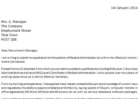 As400 System Administrator Cover Letter