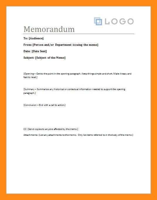 4+ microsoft word memo format | actor resumed