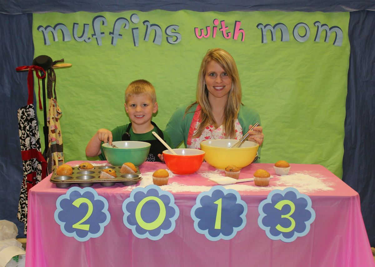 1000 images about kindergarten muffins with mom on pinterest mother 39 s day mothers day - Muffins fur kindergarten ...