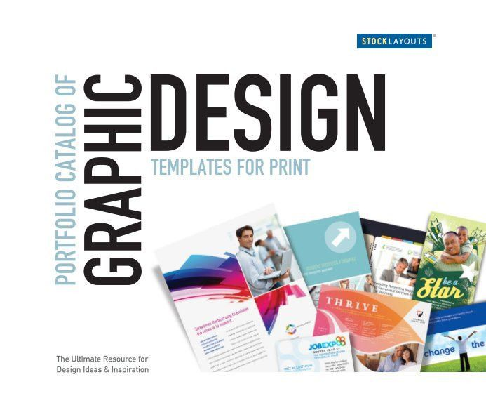 StockLayouts Portfolio Catalog of Graphic Design Templates by ...
