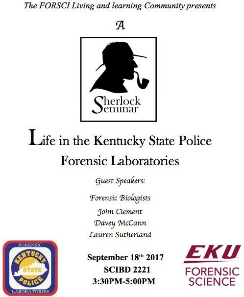 Degree Requirements | Forensic Science Program | Eastern Kentucky ...