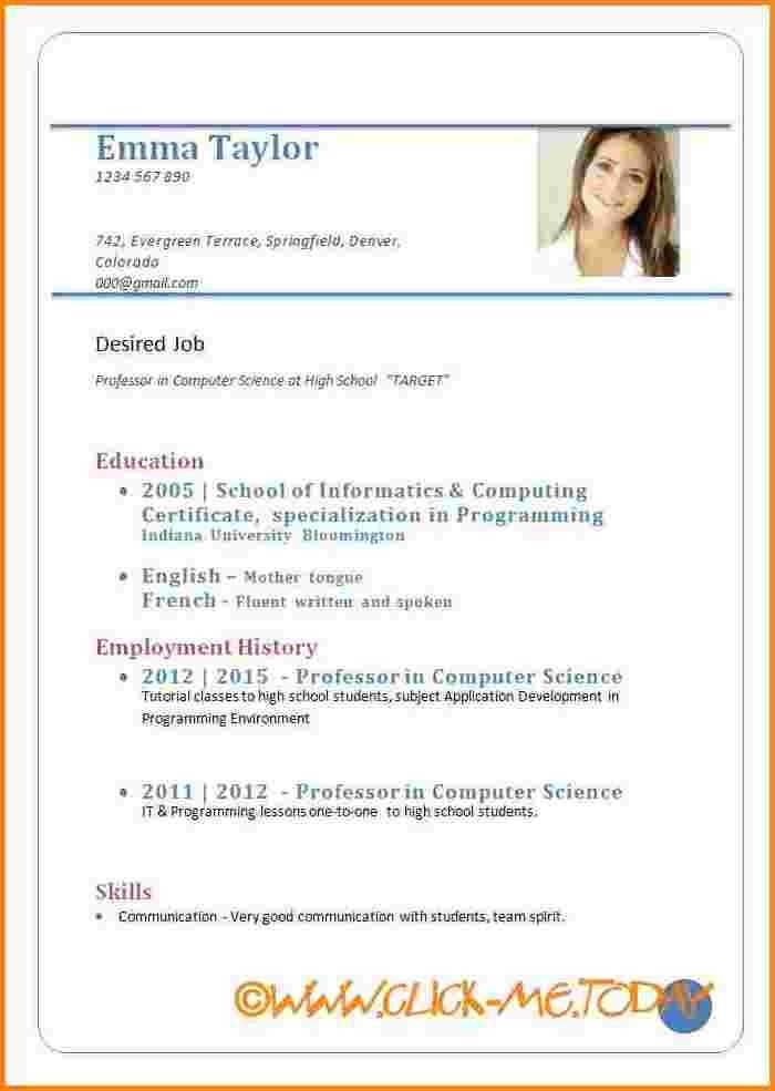 5+ how to write cv for job application pdf | receipts template