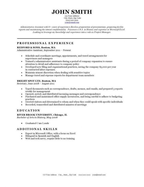 how to write a bartender resume unforgettable bartender resume