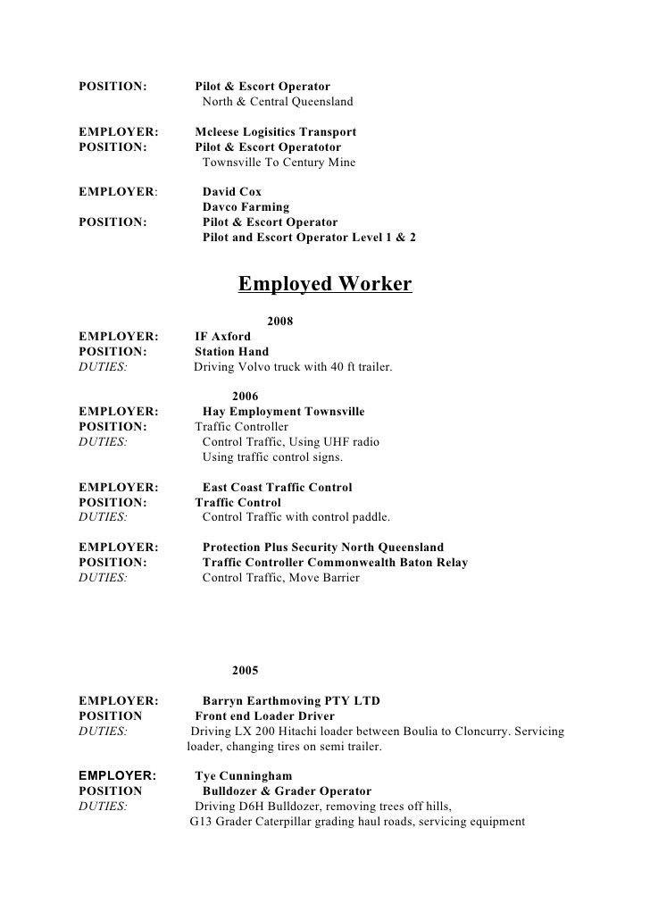 2011 Resume