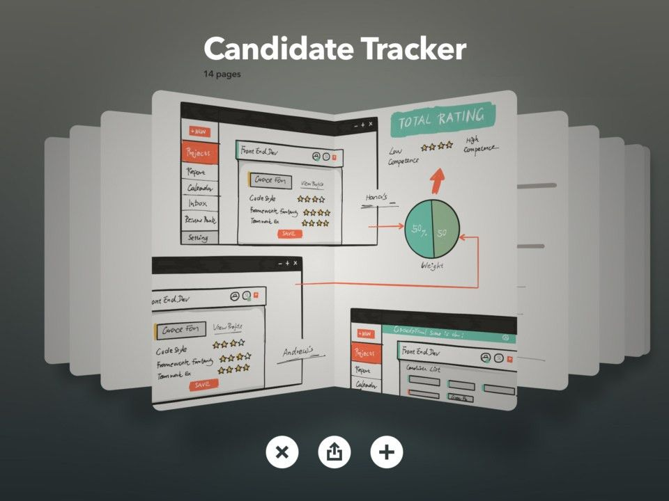 Grace Experience - Candidate Tracker